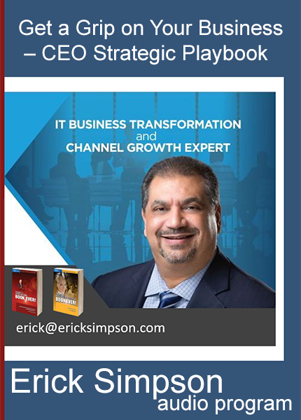 Get a Grip on Your Business – CEO Strategic Playbook